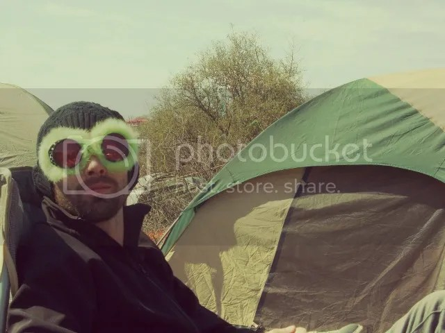 Oppikoppi Bewilderbeast headgear