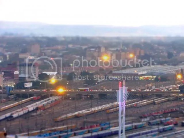 Parktonian Mandela Bridge Toy Cars
