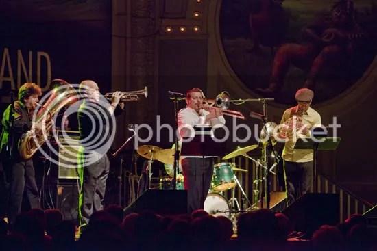 Brass Ecstasy, Portland Jazz Festival