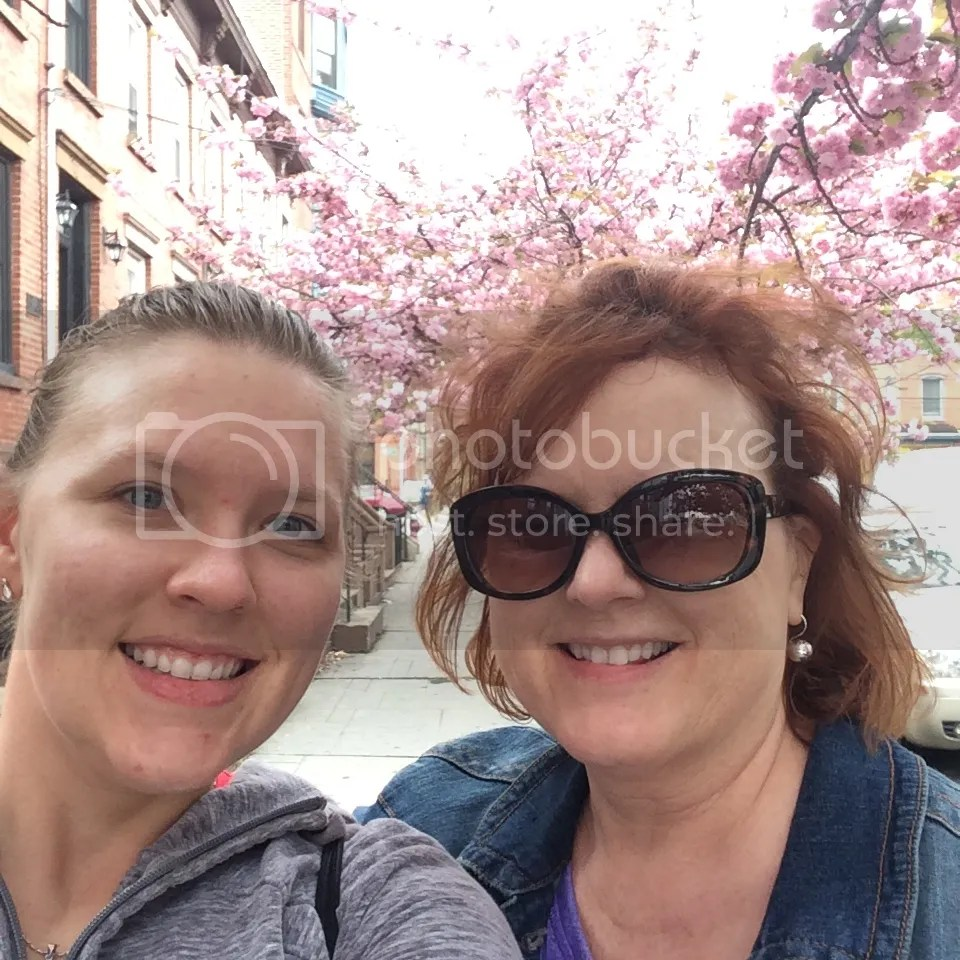 2016 Cherry Blossom with Mom Jersey City