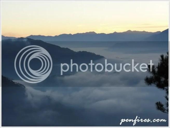 Kiltepan Peak - Sea of Clouds