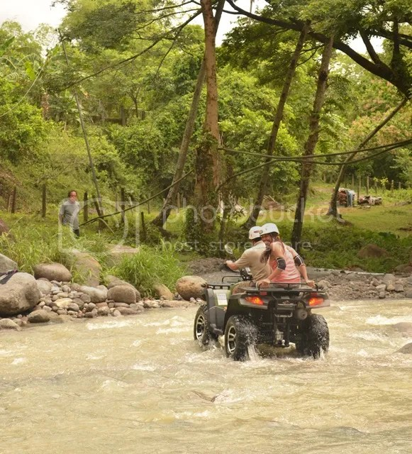 River Crossing ATV ride