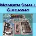 Momgen small Giveaway