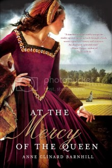 At he Mercy of teh Queen book cover