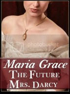 Cover for the Future Mrs. Darcy and link to Amazon