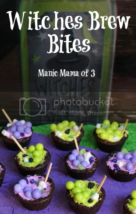 witches brew bites