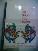 Review Buku: I See What You Mean