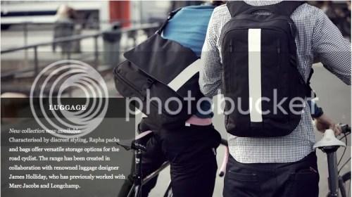 Rapha Luggage