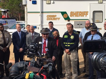 Americus News Conference 12-8-16