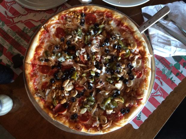 baris pizza flower mound - photo#36