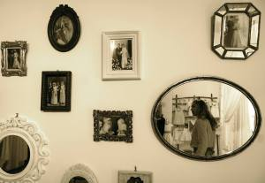 daylove wedding store - mirror