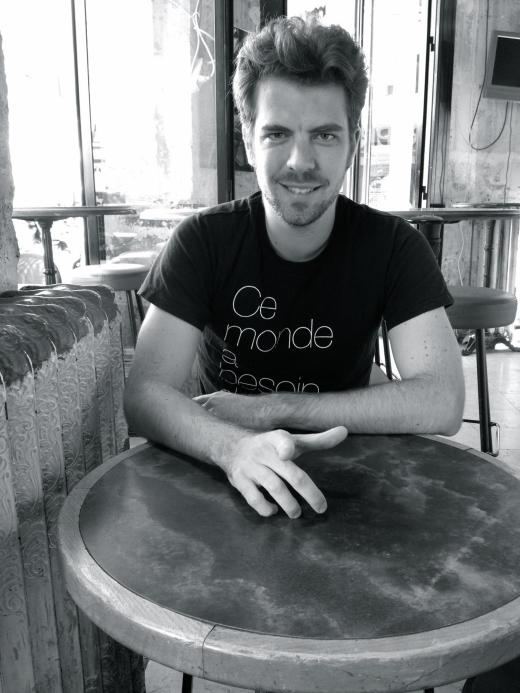 Sylvain Gourlay - Paris