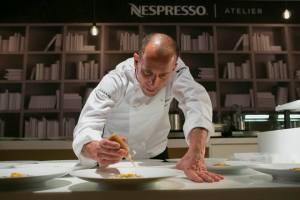 Davy Tissot - Atelier Nespresso - SIRHA 2015