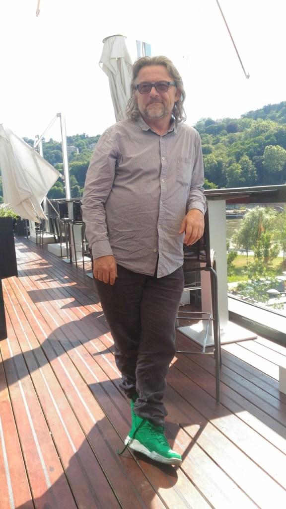 Gabriel Julien-Lafferire - iamnotablog - novotel - confluence - lyon -