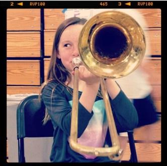 Trombone ISN Cover
