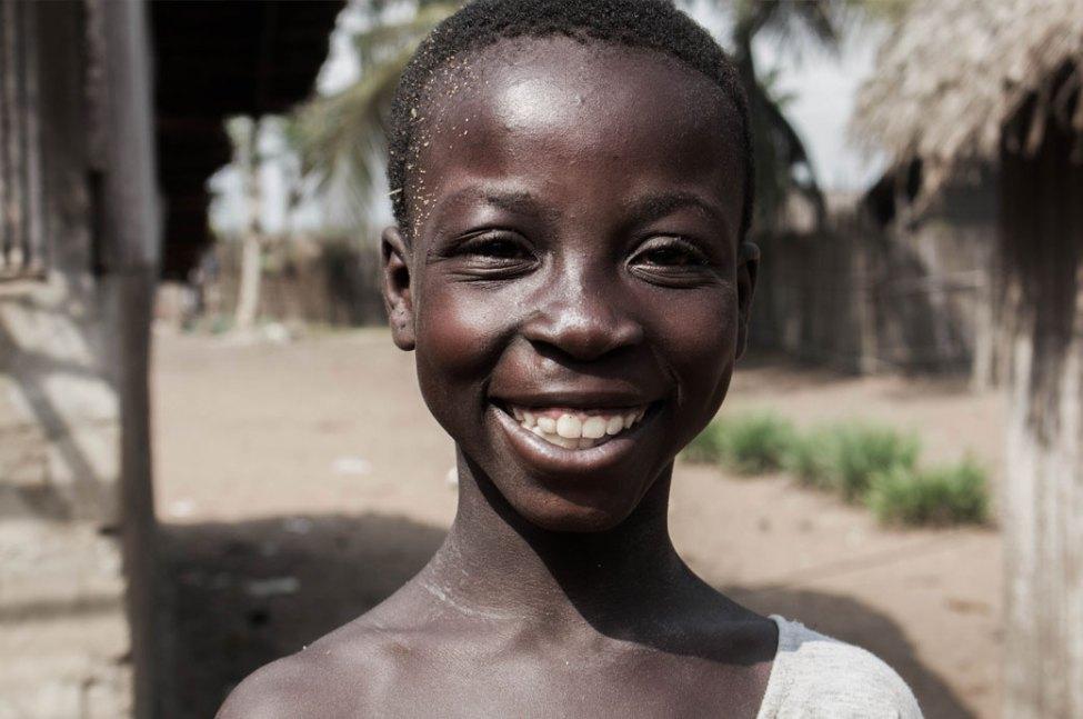 fillette, sourire, photo de iamstephanek