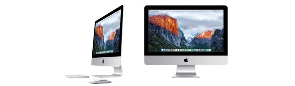 iMac, apple, 21,5, retina