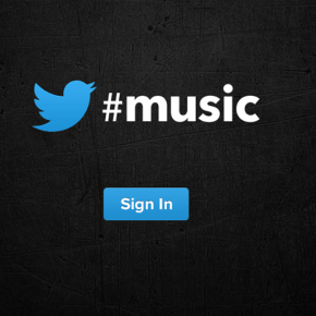 Preliminary thoughts on Twitter #music