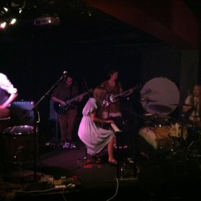 Concert Review: Lauren Mann and the Fairly Odd Folk at Rumba Cafe (Columbus)