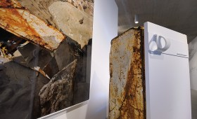 Glass House Stone | Health Sciences Gallery, UCD