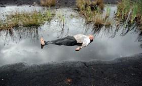 Nigel Rolfe   Dark Pool