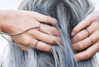 Γκρίζα μαλλιά και ρυτίδες μπορούν να γίνουν ανάμνηση