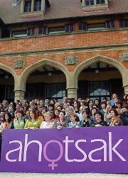 presentación de ahotsak