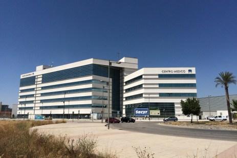 Centro de Empresas PTS Granada / 1