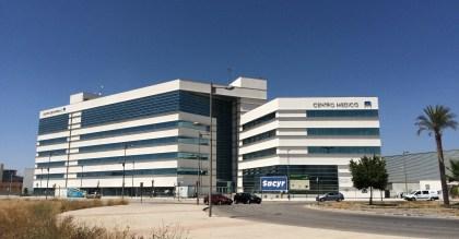 Centro de Empresas PTS Granada