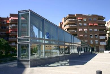 Parking Plaza Gerardo Cuerva / 3