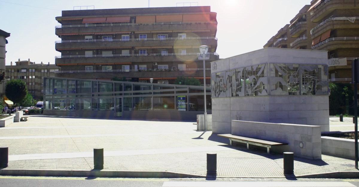 Parking Plaza Gerardo Cueva