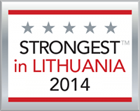 strongest in lithuania 2014