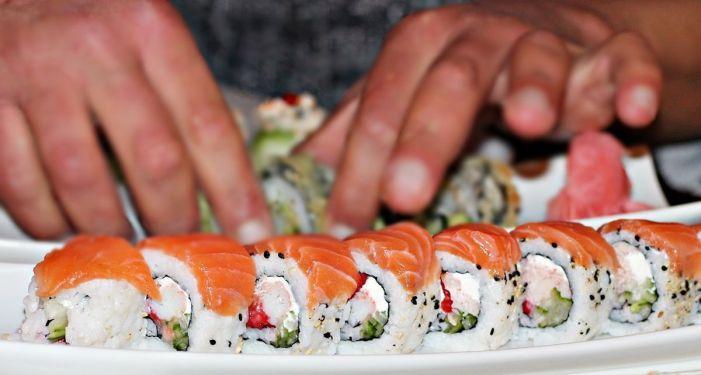 El mejor sushi de Ibiza