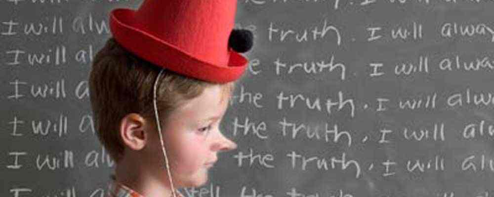 Linguagem corporal e mentira