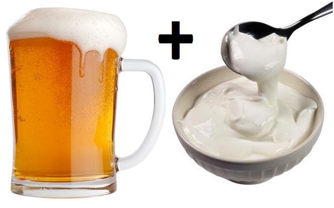 Сметана и пиво для потенции