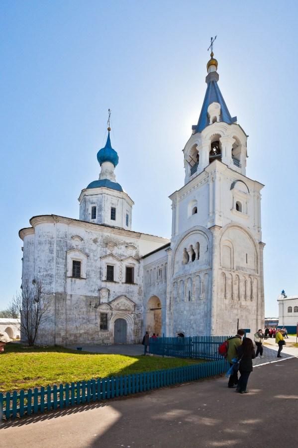 Собор Рождества Пресвятой Богородицы Боголюбский монастырь - Владимир - 03