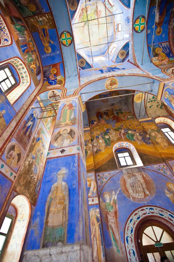 Собор Рождества Пресвятой Богородицы Боголюбский монастырь - Владимир - 13