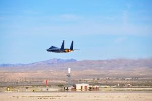 F-15 afterburner @ Nellis_DSC1199