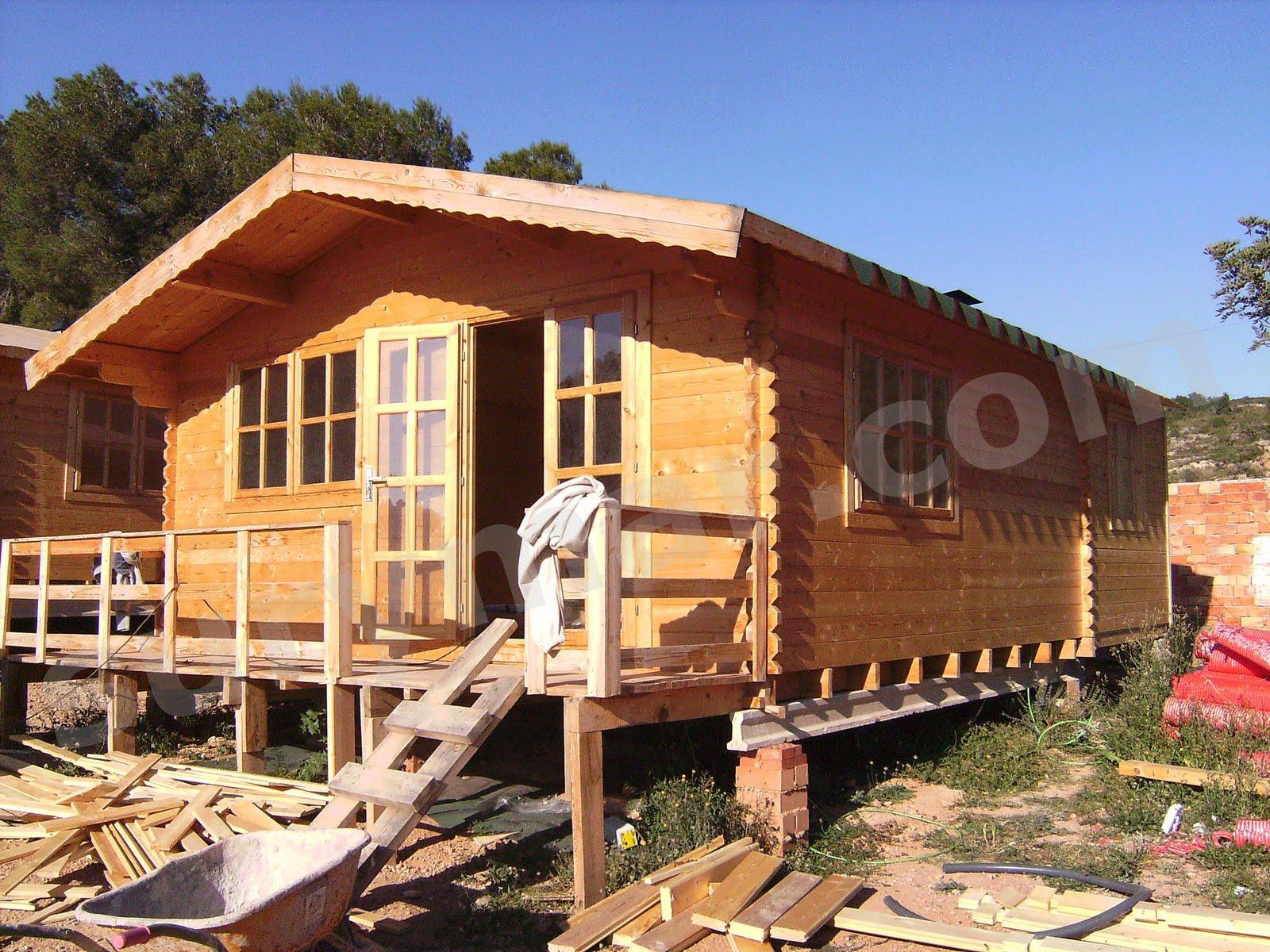 legislacion sobre casa madera: