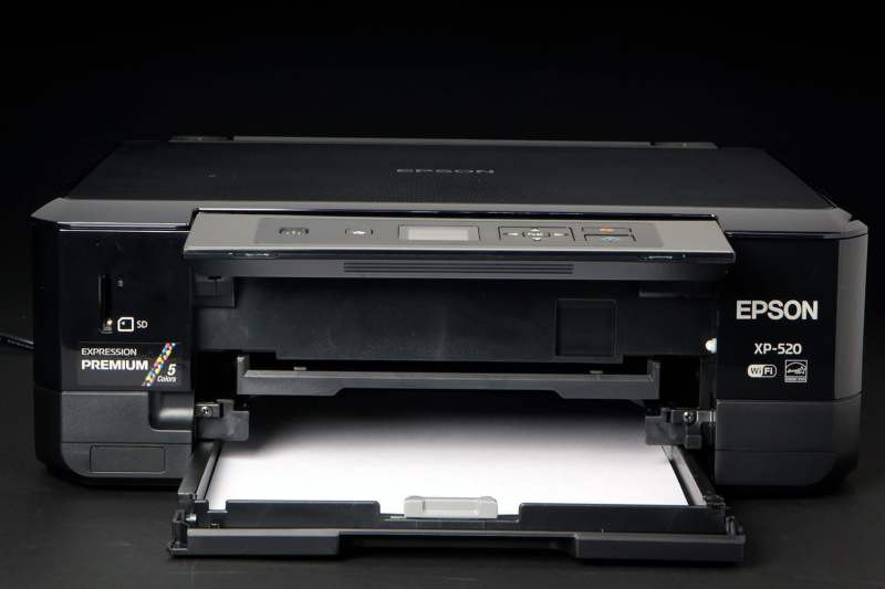 Large Of Epson Printer Not Printing Black