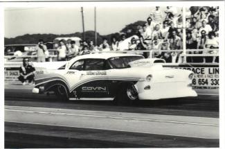 Pro Modified '55 Chevy - 1990