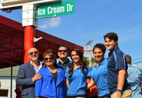 Family Owned Ice Cream Parlor Delaware