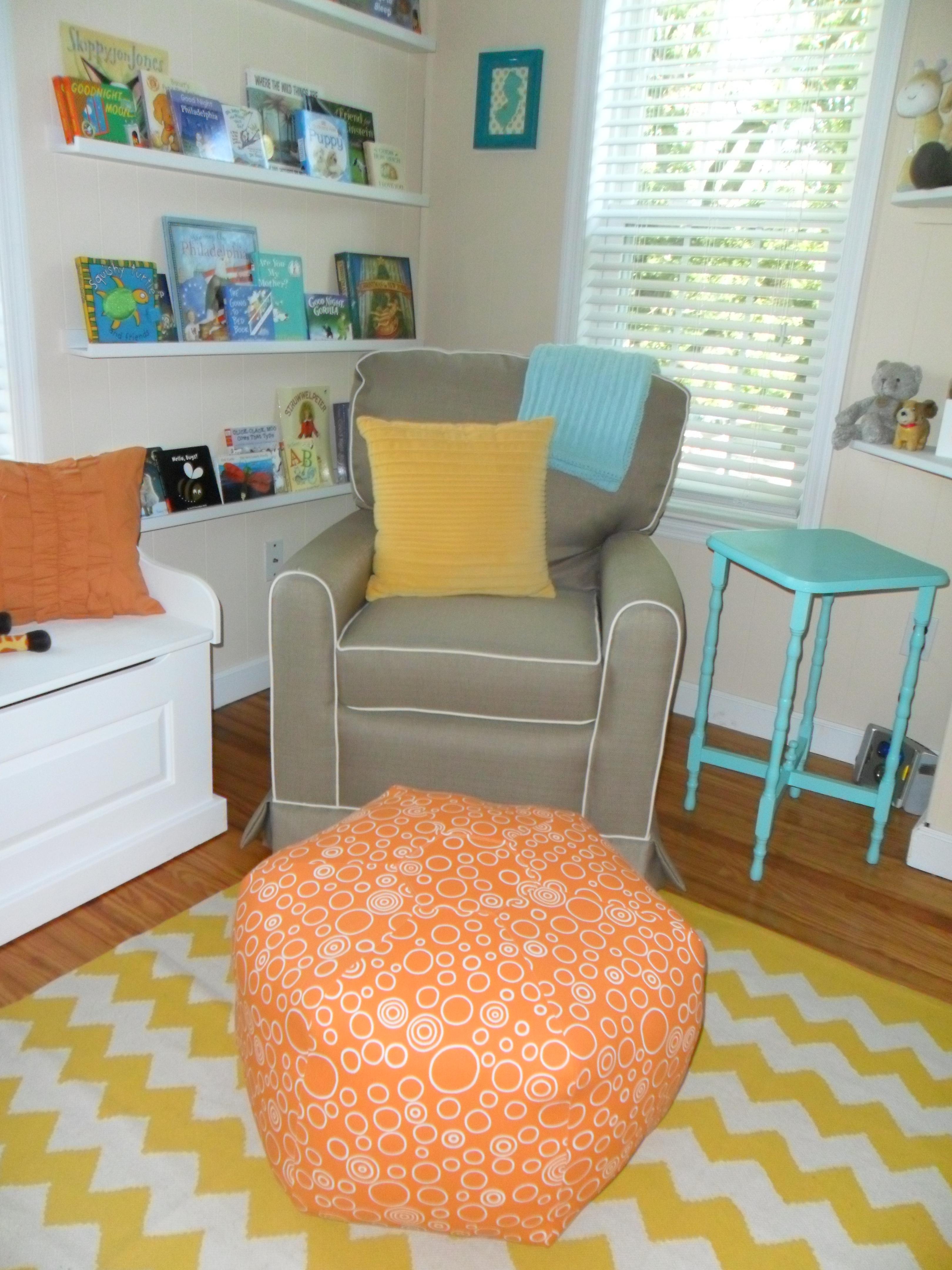 Baby Kopp's Nursery – Finally Finished!