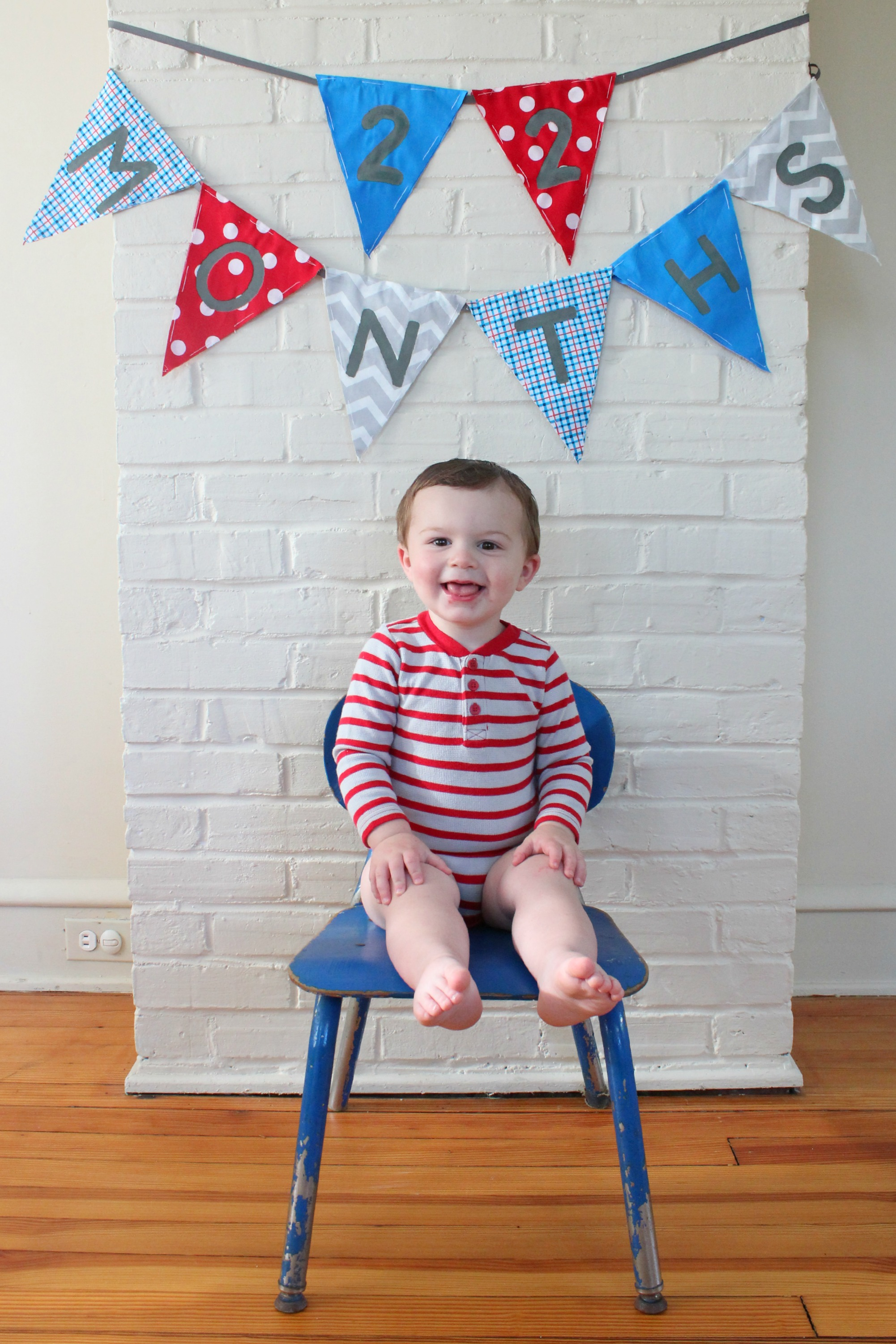 Little O is 22 Months!