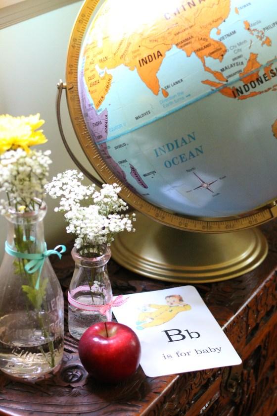 alphabet-globe