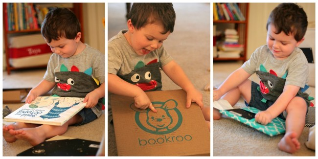 bookroo collage