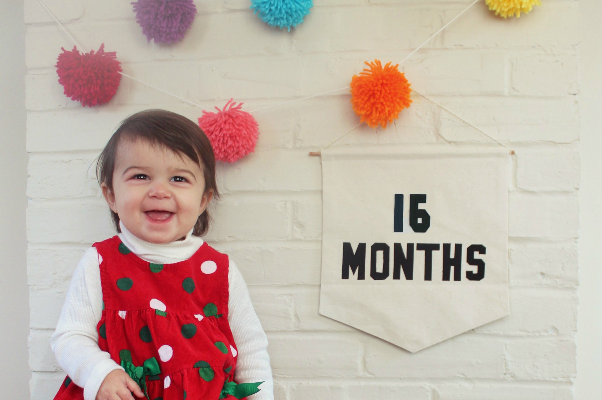 Catching Up With Carmendy {16 Months}