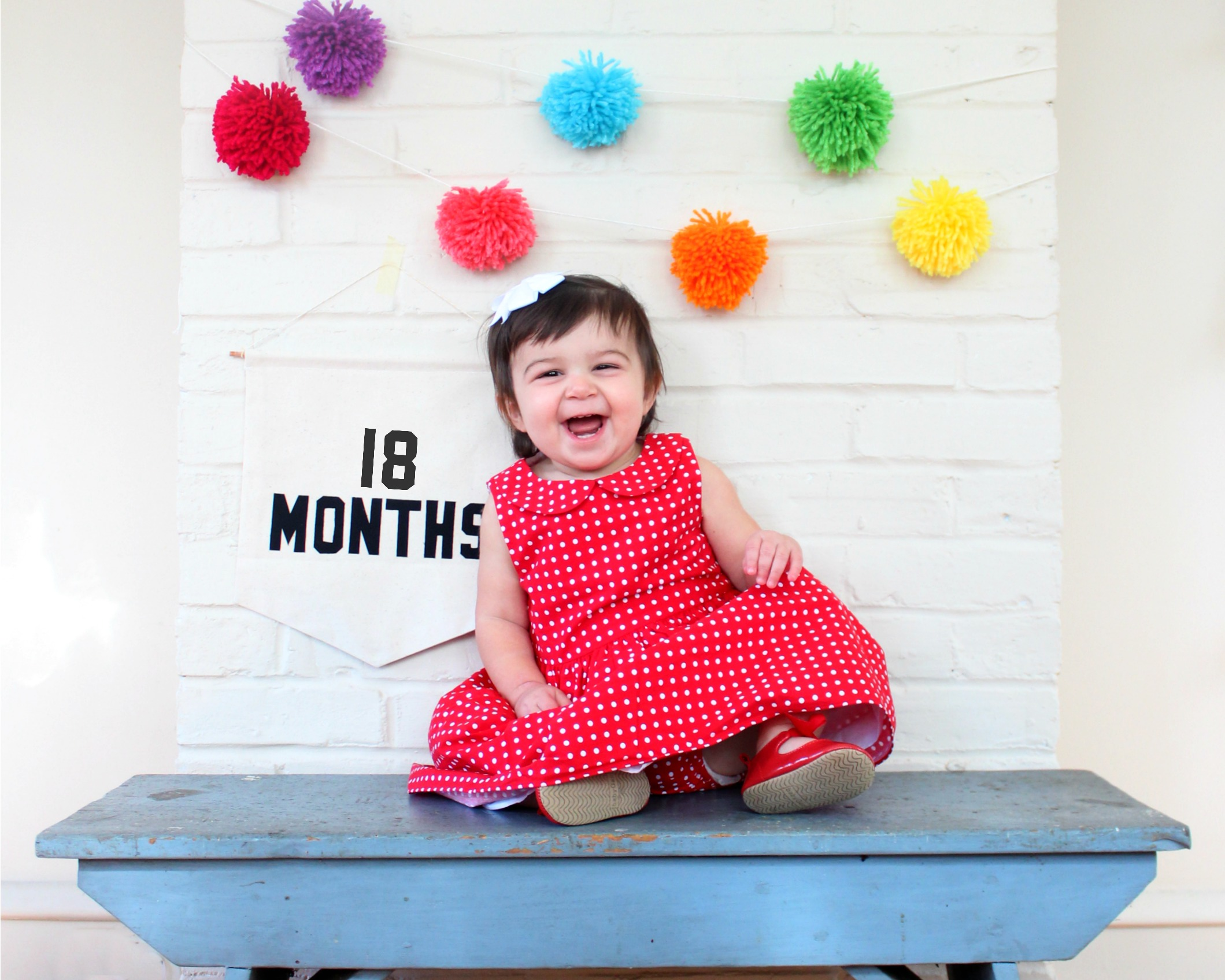 Catching Up With Carmendy {18 Months Old}