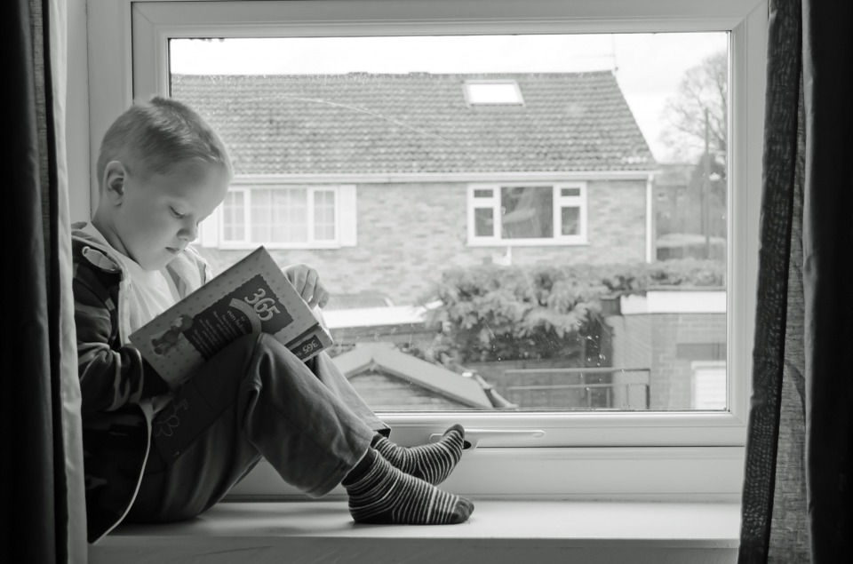 Making Time To Read With Your Children
