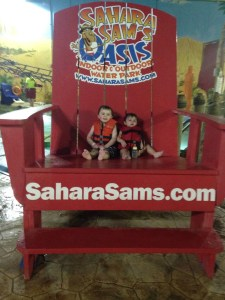 Sahara Sam's Oasis Water Park Review: Philadelphia and New Jersey Area